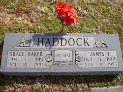 Grayce Wilma Grace <i>Whisenant</i> Baker-Haddock