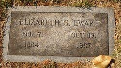Elizabeth <i>Glover</i> Ewart