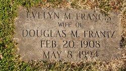 Evelyn M <i>Francis</i> Frantz