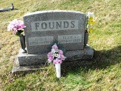 Elsie Ellen <i>Barton</i> Founds