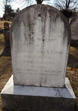 John Mchenry