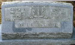 Edwin T. Athey