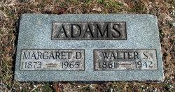 Margaret <i>Denning</i> Adams