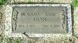 Mohamad Saeed Aran
