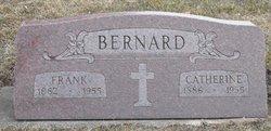 Catherine <i>Tilger</i> Bernard