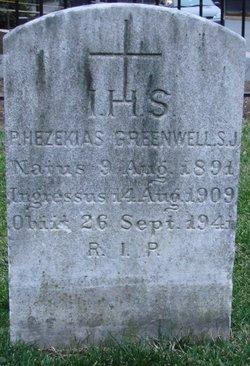 Hezekius Greenwell