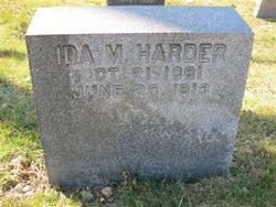 Ida May <i>White</i> Harder