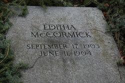 Editha McCormick