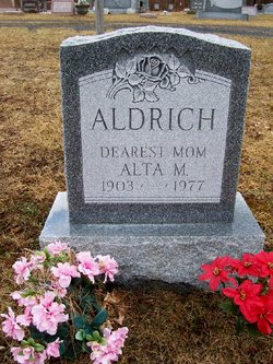 Alta Mable <i>Rockwell</i> Aldrich