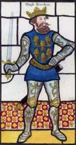 Hugh de Kevelioc