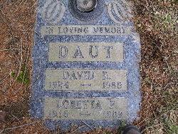 Loretta F Daut