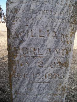 William Borland