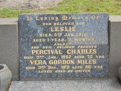 Vera Gordon <i>Cay</i> Miles