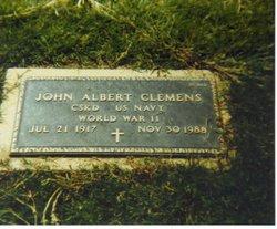 John Albert Clemens