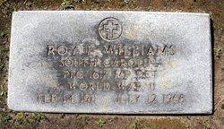 Roy Franklin Williams, Sr