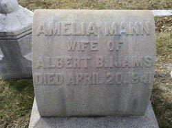 Amelia <i>Mann</i> Ijams