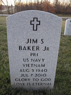 Jim S Baker, Jr