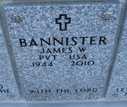 James W Bannister