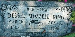 Dessie Mozzell <i>Spivey</i> King
