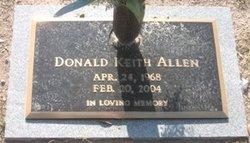 Donald Keith Allen
