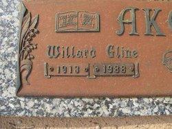 Willard Gline Akers