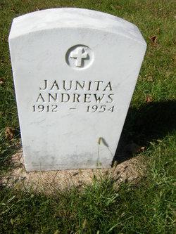Juanita <i>Hunley</i> Andrews