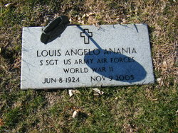 Louis Angelo Anania