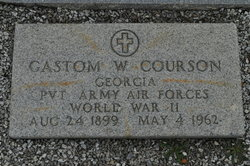 Pvt Gaston Courson