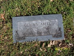 Gladys Abeel
