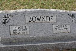 Royce Townsend Bownds, Sr