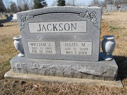 Hazel McCutchen Jackson