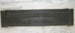 James Grant Sebastian
