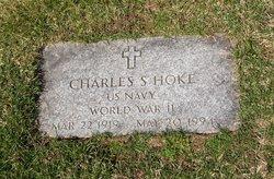 Charles S. Chic Hoke