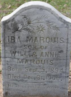Ira Marquis