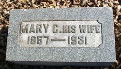 Mary C <i>Aschenburg</i> Emdee
