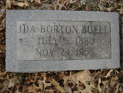 Ida <i>Barton</i> Buell