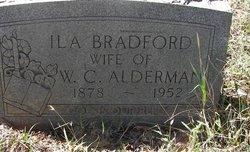 Ila <i>Bradford</i> Alderman