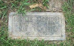 Lucille Aldridge