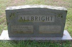 Leonard Allbright
