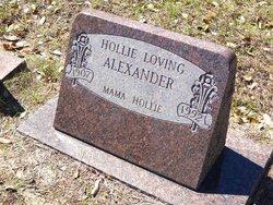 Hollie <i>Loving</i> Alexander