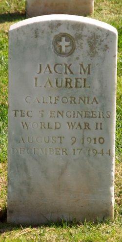 Jack M Laurel