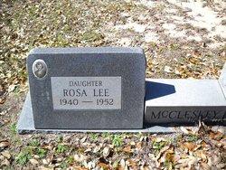 Rosa Lee <i>Rosie</i> McCleskey