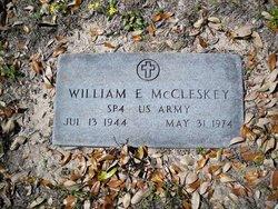 William Earnest Buddy McCleskey