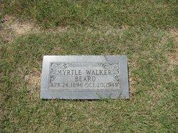 Myrtle <i>Walker</i> Beard