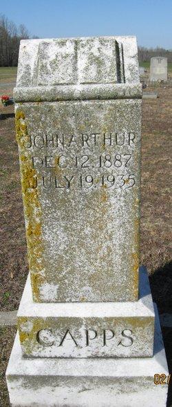 John Arthur Capps