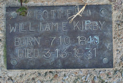 William E Potter Kirby