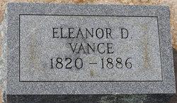 Eleanor Daughtery <i>Stewart Standlee</i> Vance