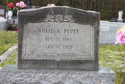 Roxie A Pevey