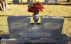 Gladys <i>Cannon</i> Adams