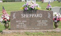 Betty Jean <i>Leach</i> Sheppard